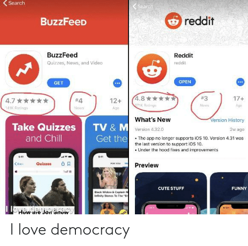 Search Sear Reddit BuzzFeed BuzzFeed Quizzes News and Video Reddit