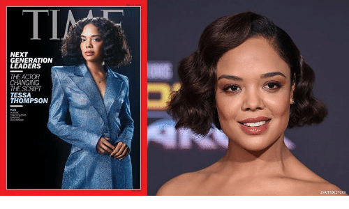Next, The Script, and Tin: ΤΙ  TIN  NEXT  GENERATION  LEADERS  THE ACTOR  CHANGING  THE SCRIPT  TESSA  THOMPSON  MORE  TRALRAERS  SHAG  woRLO  SHUTTERSTOCK