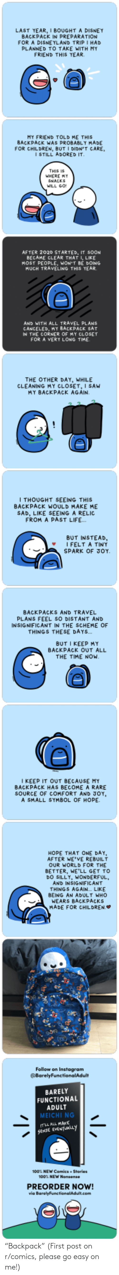 "R: ""Backpack"" (First post on r/comics, please go easy on me!)"
