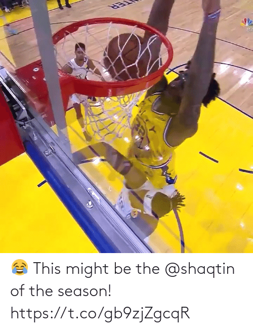 Https T: 😂 This might be the @shaqtin of the season!   https://t.co/gb9zjZgcqR