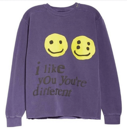 You, Like, and Youre: 1 like  yOu you're  different