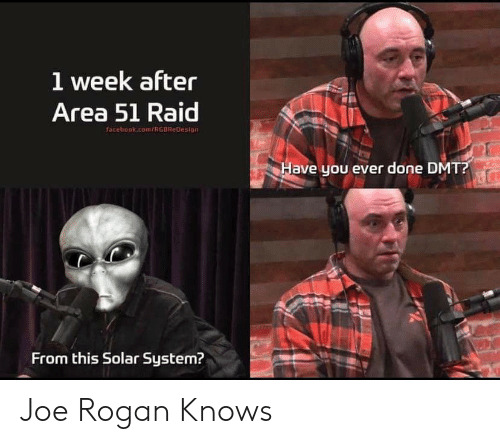 When You Didnt Listen to Bob Lazar and Storm Area 51 Only to Realize