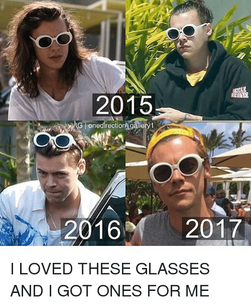 Memes, Glasses, and 🤖: 2015  G onedirection gallery1  2016  2017 I LOVED THESE GLASSES AND I GOT ONES FOR ME