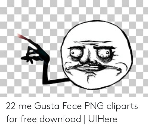 Free, Me Gusta, and Png: 22 me Gusta Face PNG cliparts for free download   UIHere