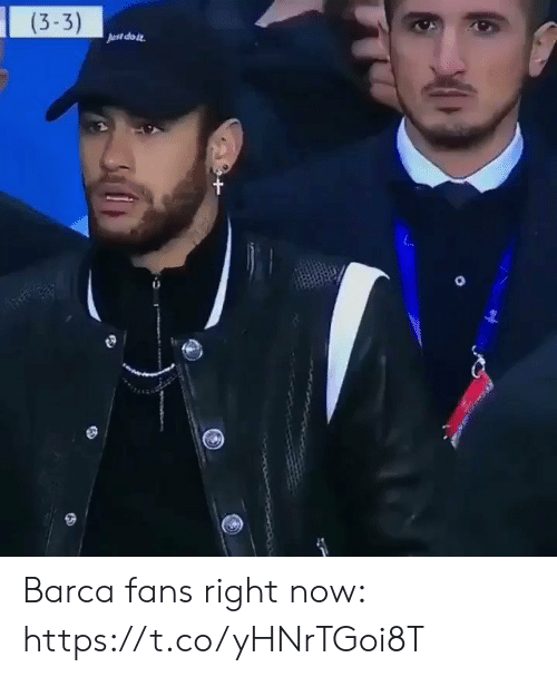 Sizzle: (3-3)  Ast doit Barca fans right now: https://t.co/yHNrTGoi8T