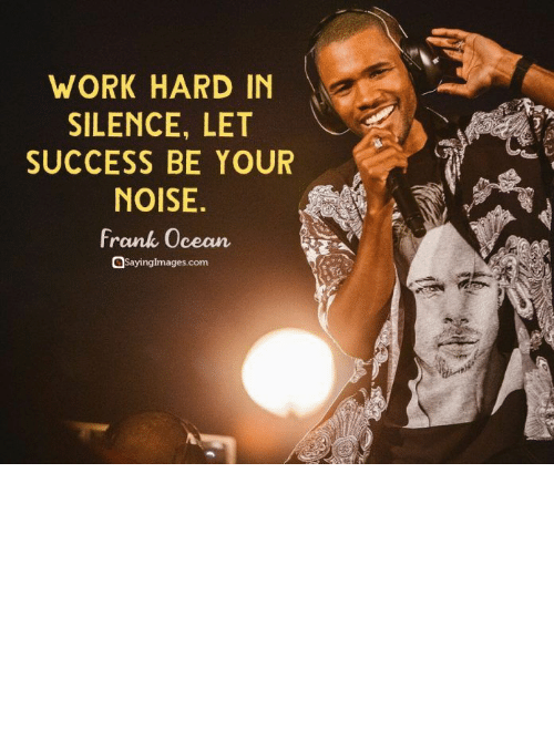 Frank Ocean: 30 Frank Ocean Quotes on Courage, Music and Unrequited Love #frankoceanquotes #quotes #sayingimages
