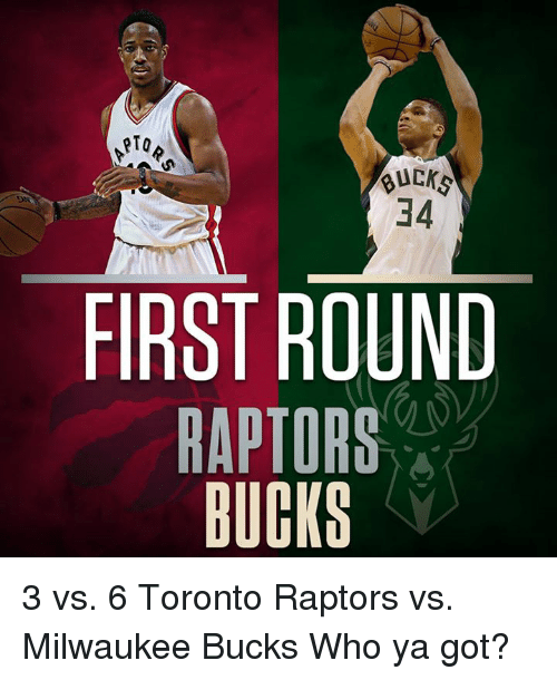 bucks vs raptors - photo #33