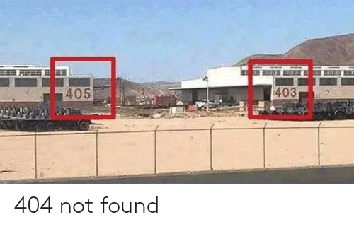 Not Found, Not, and 404 Not Found: 405 404 not found