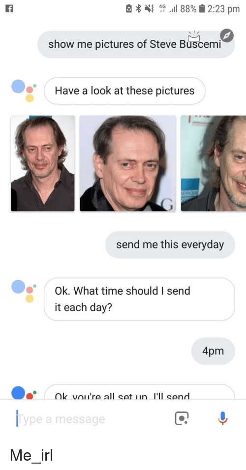 Steve Buscemi Pictures And Time 4g All 88 2 23 Embed It
