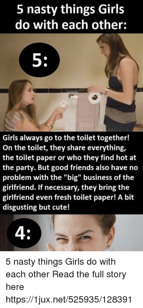 good things about girls