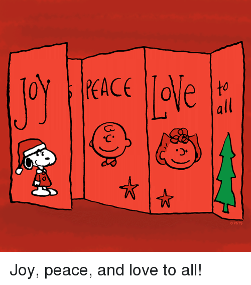 Memes, Joyful, and 🤖: (50) Joy, peace, and love to all!