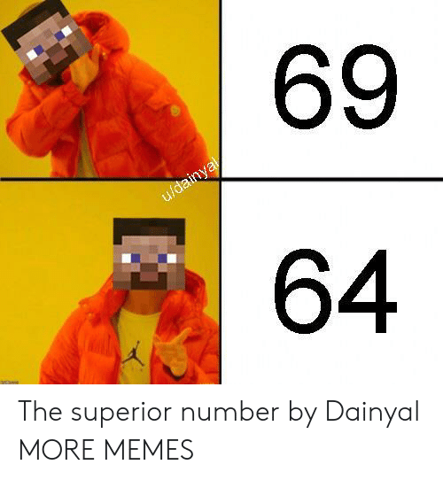 Dank, Memes, and Target: 9-4 The superior number by Dainyal MORE MEMES