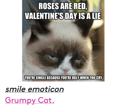 Rosesare Red Valentine S Day Isalie Youre Singlebecause Youre Ugly
