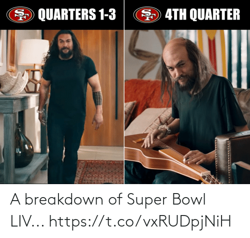 Super Bowl: A breakdown of Super Bowl LIV... https://t.co/vxRUDpjNiH