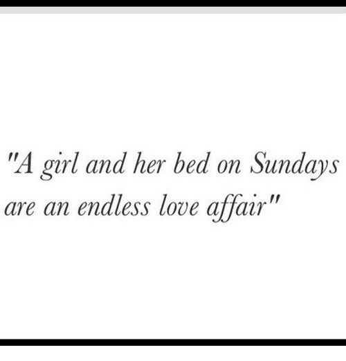 """Love, Endless Love, and Her: A gurl and her bea on Sundays  are an endless love affair"""""""