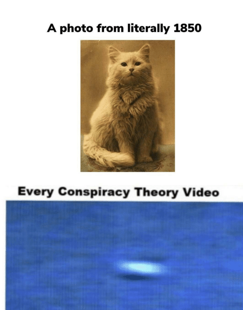 Theory: A photo from literally 1850  Every Conspiracy Theory Video