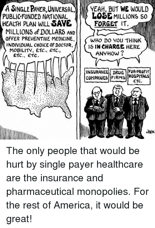 Universal health care not best option