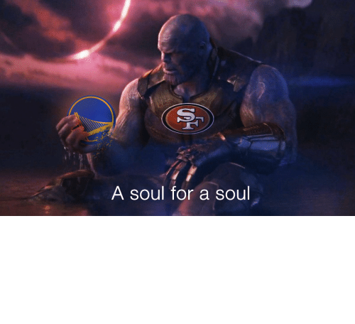 meanwhile: A soul for a soul Meanwhile in San Francisco... https://t.co/Kv9TIxGO08