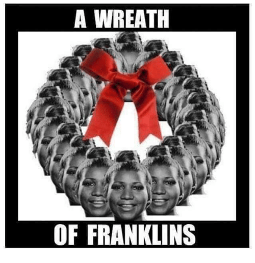 A Wreath of Franklins and Wreath: A WREATH  OF FRANKLINS