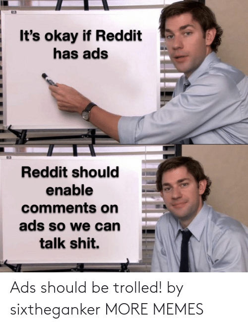 trolled: Ads should be trolled! by sixtheganker MORE MEMES