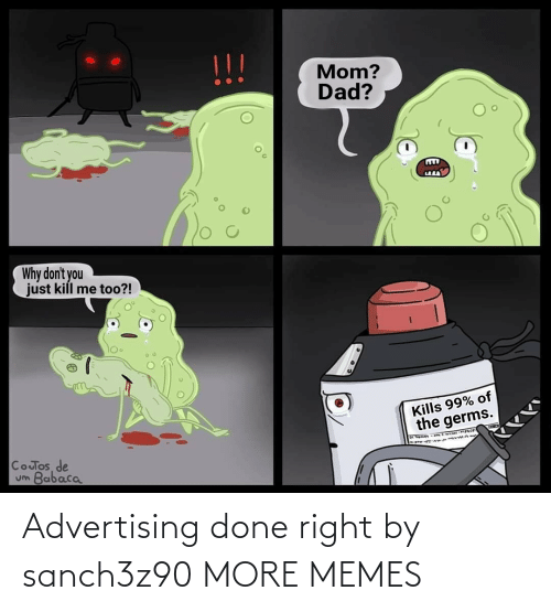 A Href: Advertising done right by sanch3z90 MORE MEMES