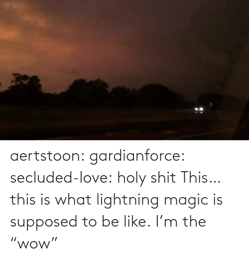 """Lightning: aertstoon: gardianforce:  secluded-love: holy shit  This… this is what lightning magic is supposed to be like.   I'm the """"wow"""""""