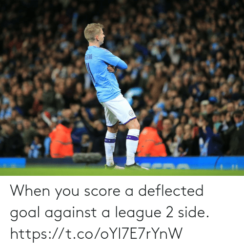 score: AIND  ITY When you score a deflected goal against a league 2 side. https://t.co/oYl7E7rYnW