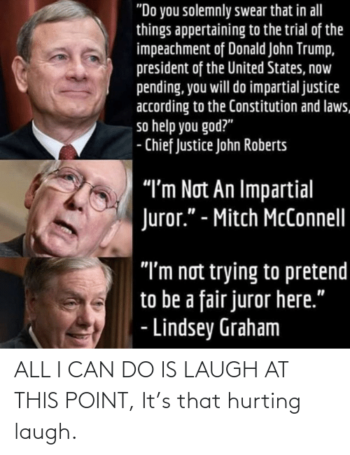 Conservative Memes: ALL I CAN DO IS LAUGH AT THIS POINT, It's that hurting laugh.