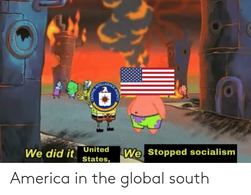 south: America in the global south