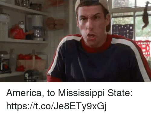 America, Sports, and Mississippi: America, to Mississippi State: https://t.co/Je8ETy9xGj