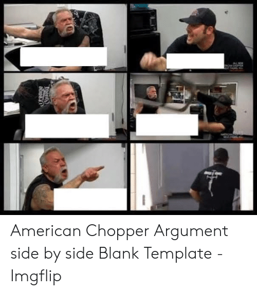 25 Best Memes About American Chopper Meme Template