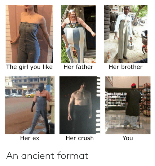 Ancient: An ancient format