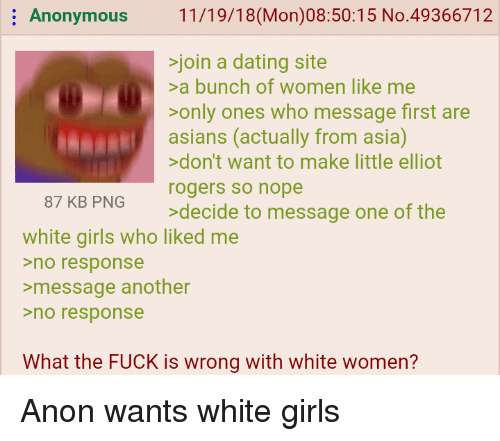 white only dating site