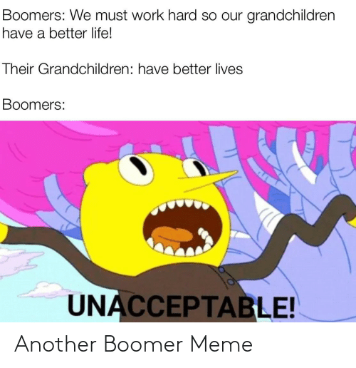 another: Another Boomer Meme