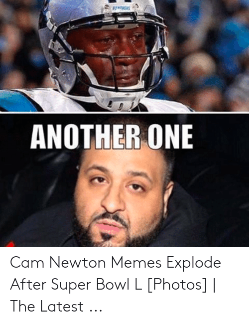 Cam Newton Memes: ANOTHER ONE Cam Newton Memes Explode After Super Bowl L [Photos]   The Latest ...