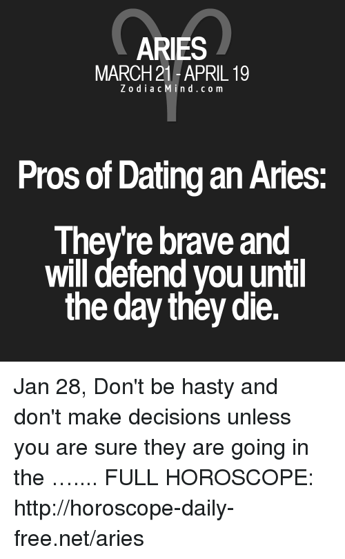 aries dating an aries