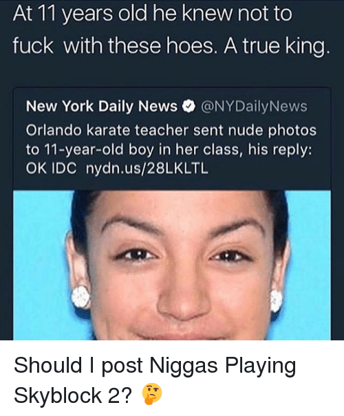 them hoes bet not fuck with my juvie
