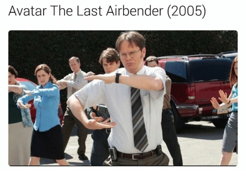 The Last Airbender, Avatar, and Avatar the Last Airbender: Avatar The Last Airbender (2005)