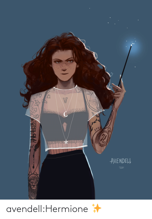 Hermione: avendell:Hermione ✨