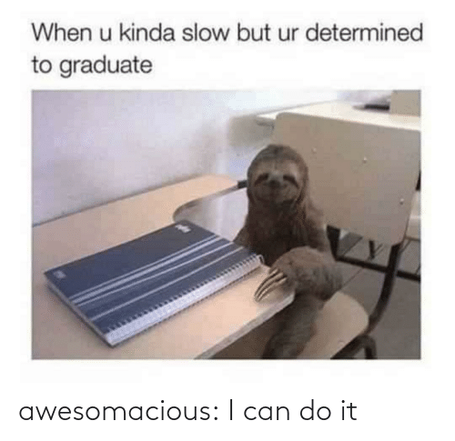Can Do: awesomacious:  I can do it