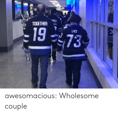 Wholesome: awesomacious:  Wholesome couple