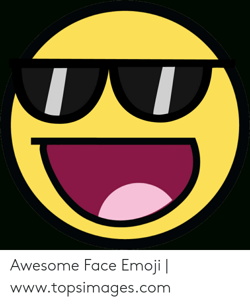 Topsimages: Awesome Face Emoji | www.topsimages.com