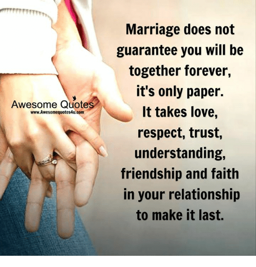 the development of love friendship respect and marital love