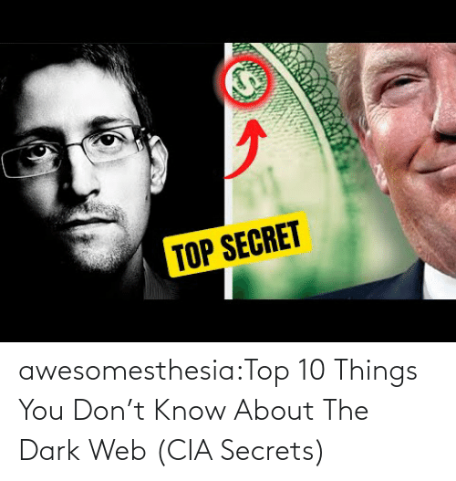 Www Youtube Com: awesomesthesia:Top 10 Things You Don't Know About The Dark Web (CIA Secrets)