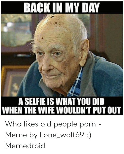 Think, that porn pictures people old valuable