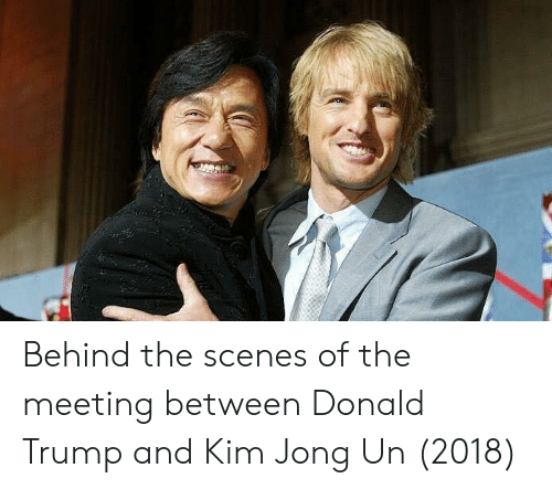 Donald Trump, Kim Jong-Un, and Trump: Behind the scenes of the meeting between Donald Trump and Kim Jong Un (2018)