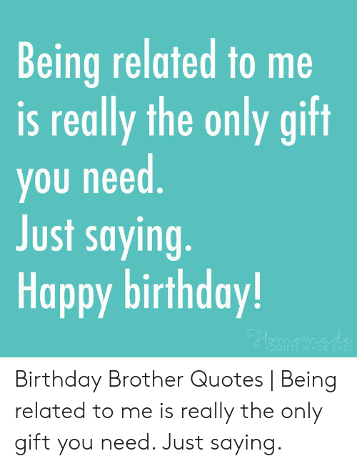 🦅 25 Best Memes About Brother Quotes