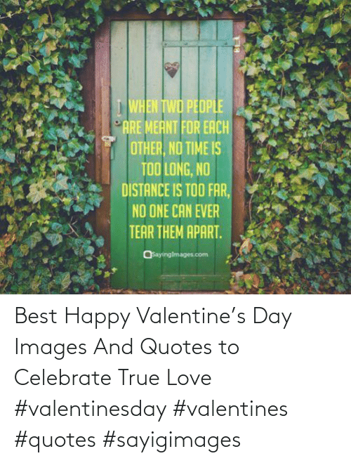 valentines: Best Happy Valentine's Day Images And Quotes to Celebrate True Love #valentinesday #valentines #quotes #sayigimages