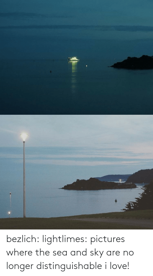 sky: bezlich: lightlimes:  pictures where the sea and sky are no longer distinguishable  i love!