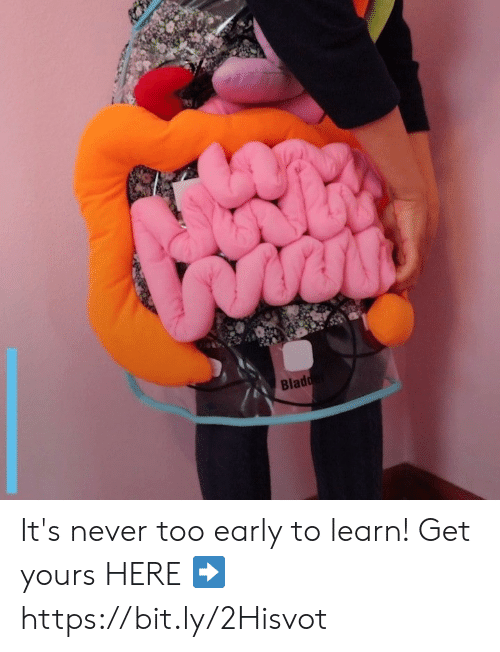 Memes, Never, and 🤖: Blad It's never too early to learn!  Get yours HERE ➡️ https://bit.ly/2Hisvot